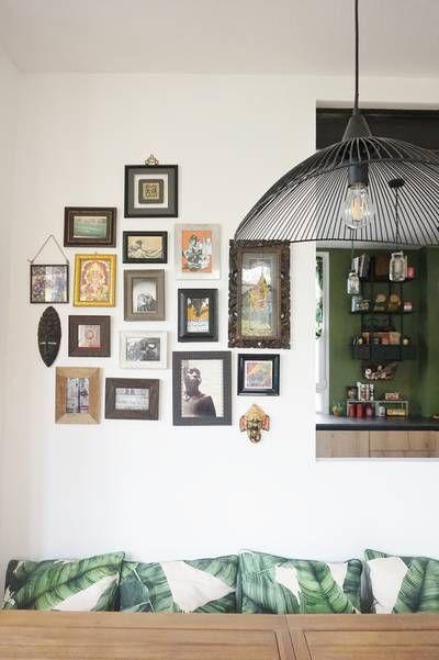 Miniature Une Petite Maison En Meulière à Lu0027ambiance Bohème, Essonne, ADC  Lu0027atelier Du0027à Côté   Architecte Du0027intérieur | Deco | Pinterest