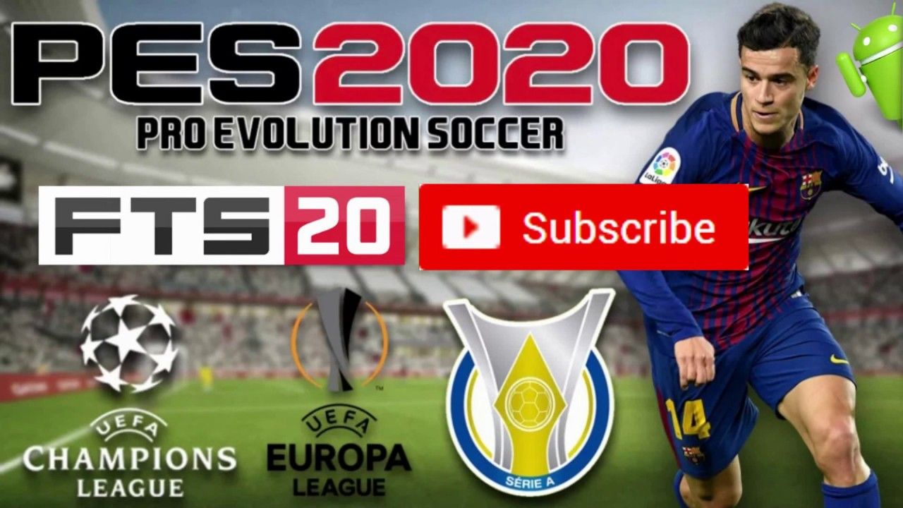 Pes 2020 Mod Fts Android Offline Update Download Game Download Free Download Games Offline Games