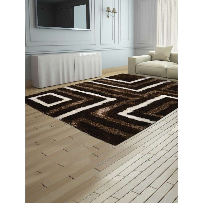 Buy Designer Carpets For Home Online India Get At Wholesale Discount Silk Woolen Oriental Jaipur Kashmiri Carpets Carpets Online Brown Area Rugs Area Rugs