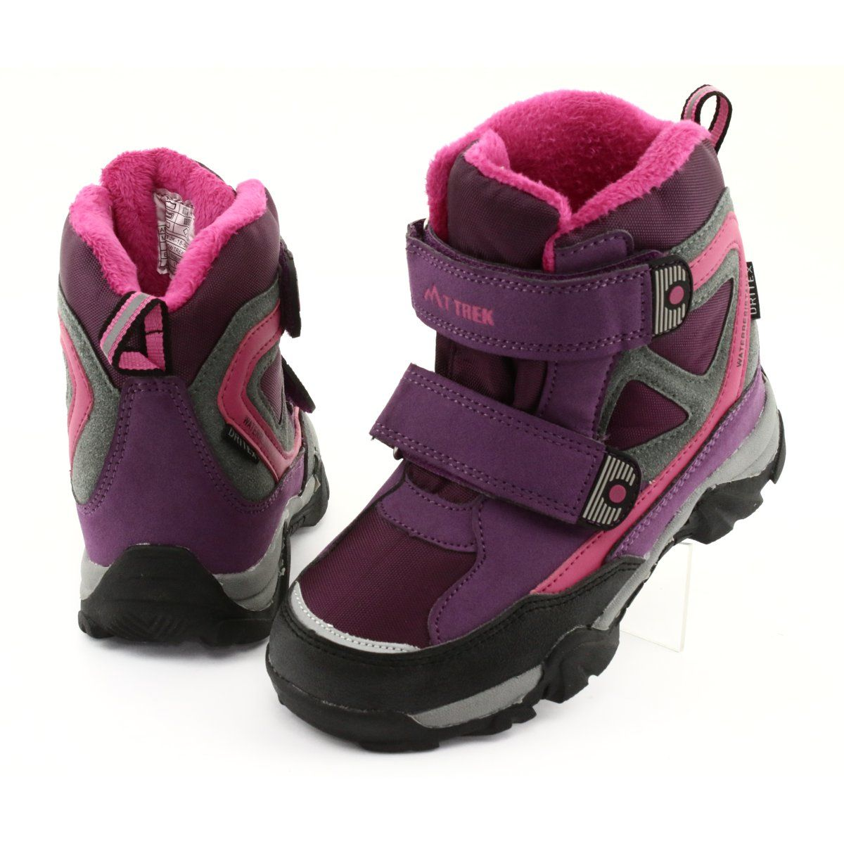 Boots For Children Mttrek Mttrek Velcro Boots With A Membrane 18 501 011 Boots Childrens Boots Kid Shoes
