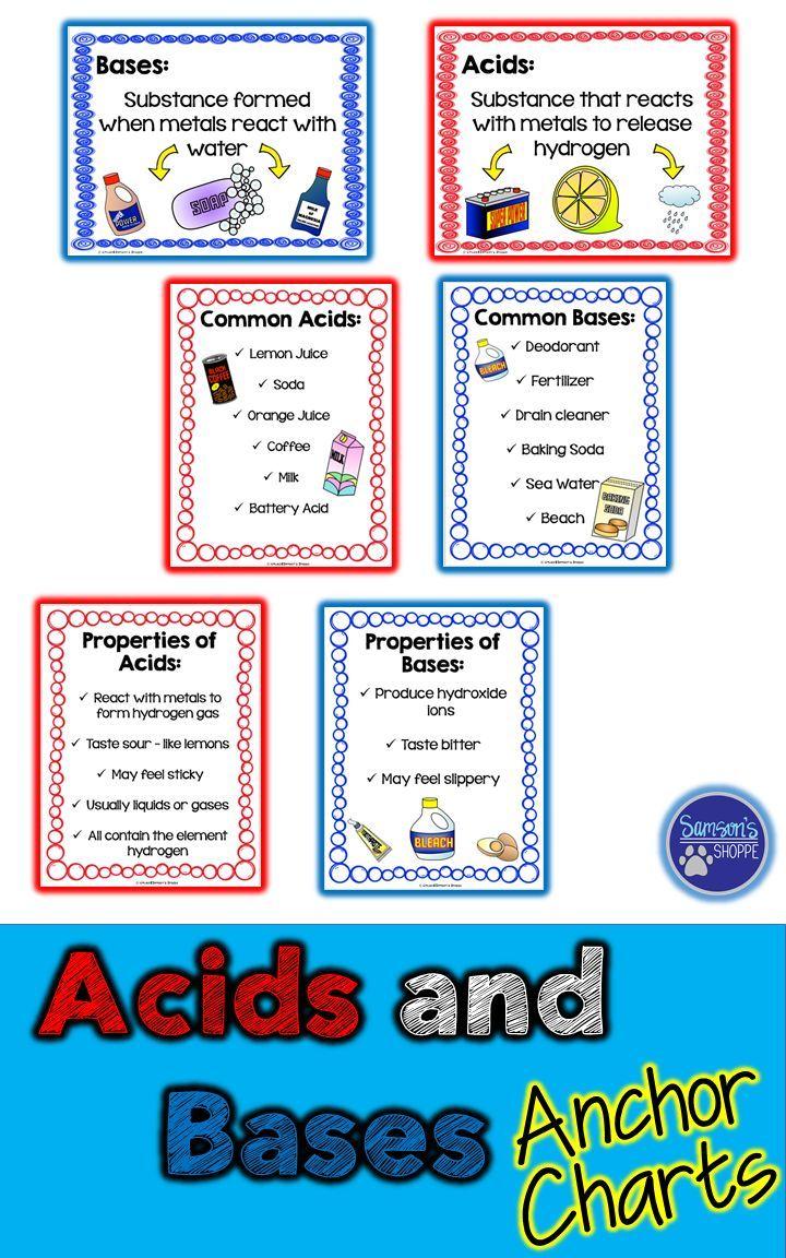 acids and bases worksheet bundle by good science worksheets acids best free printable worksheets. Black Bedroom Furniture Sets. Home Design Ideas
