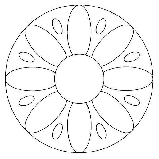Mandalas de profesiones MANDALES Pinterest Mandala and Craft