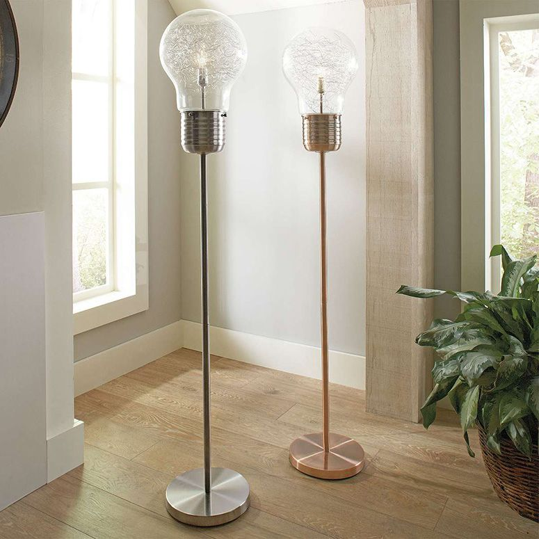 Edison Light Bulb Floor Lamp Bright