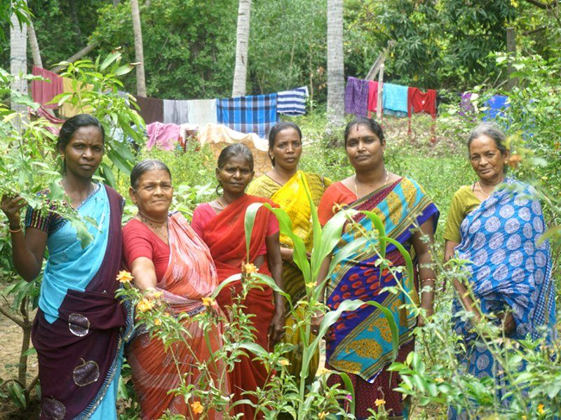 For the women farmers of Tamil Nadu life has long been a