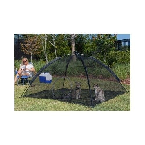 Happy Habitat Enclosure Outdoor Pet Shelter Pop Up Mesh Cat Tent Patio Animal  sc 1 st  Pinterest & Happy-Habitat-Enclosure-Outdoor-Pet-Shelter-Pop-Up-Mesh-Cat-Tent ...