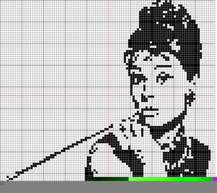 Cinema Bonequinha De Luxo Costurinhas Pinterest Stitch Cross