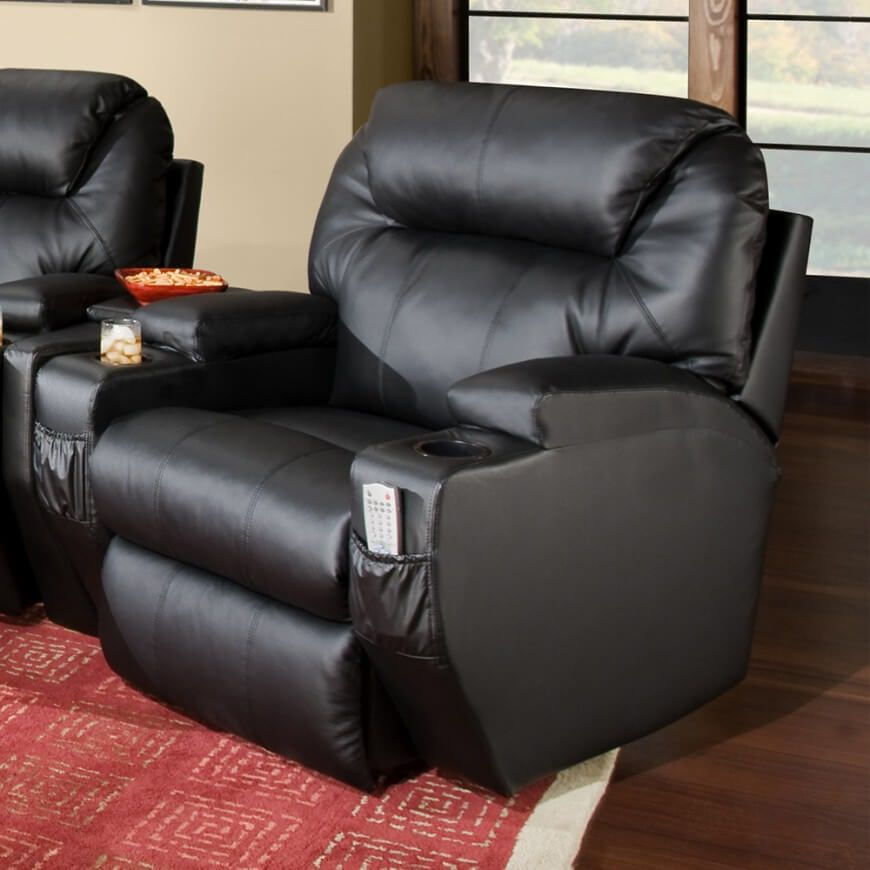 Top 21 Types Of Home Theater Recliners And Chairs Home Theater