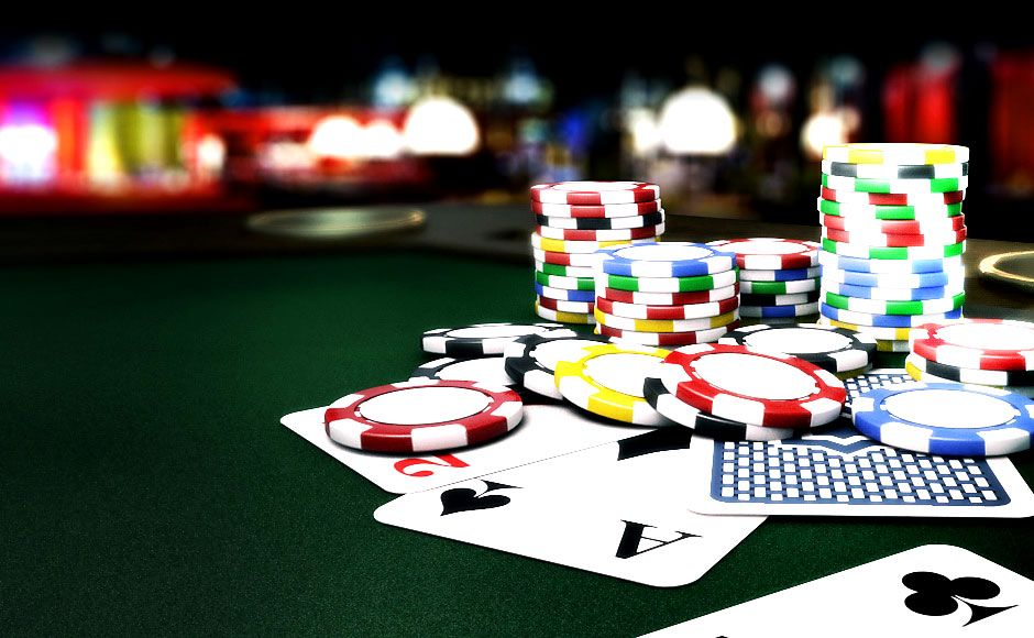 Recently gambling games are available