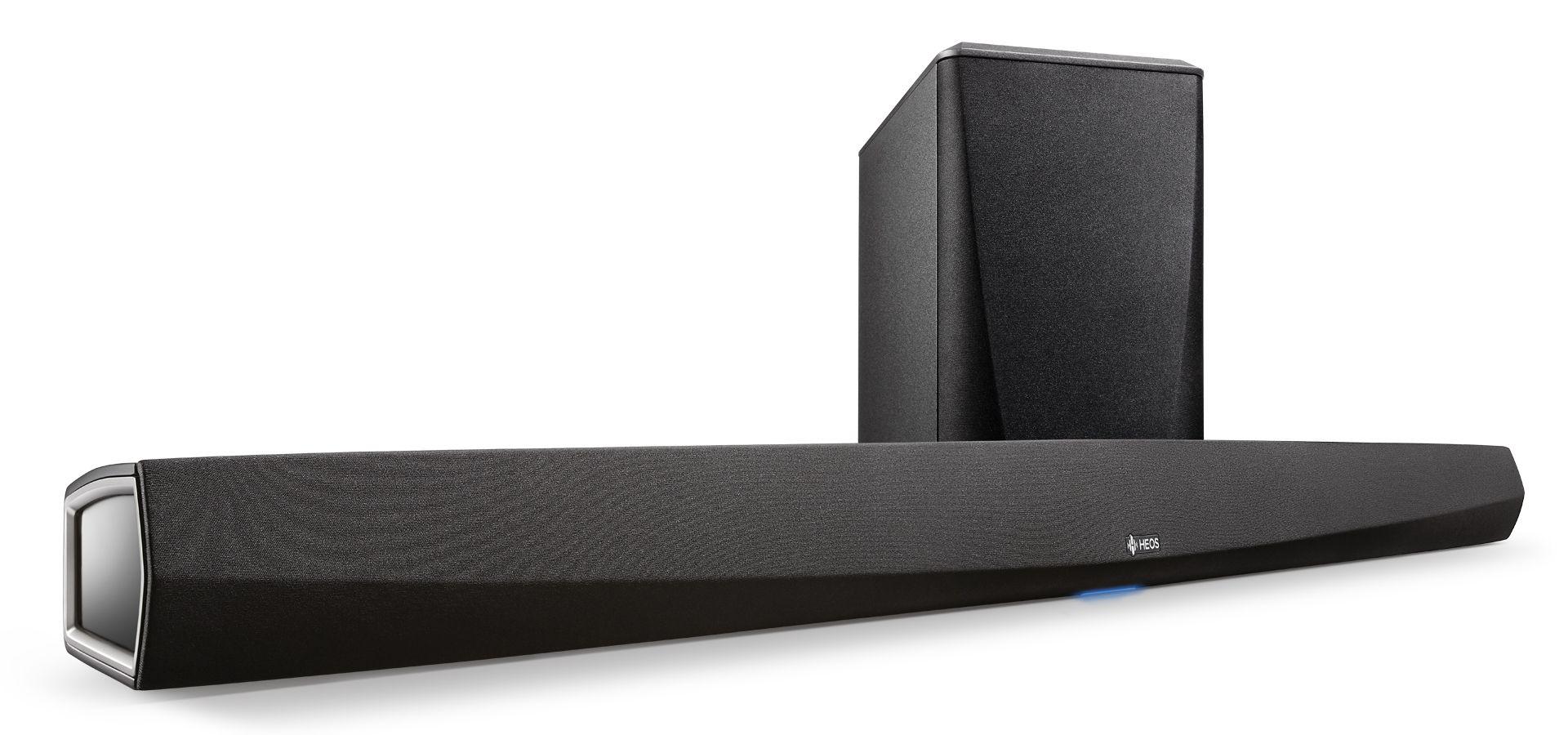 Heos soundbar setup sound bar alexa device amazon