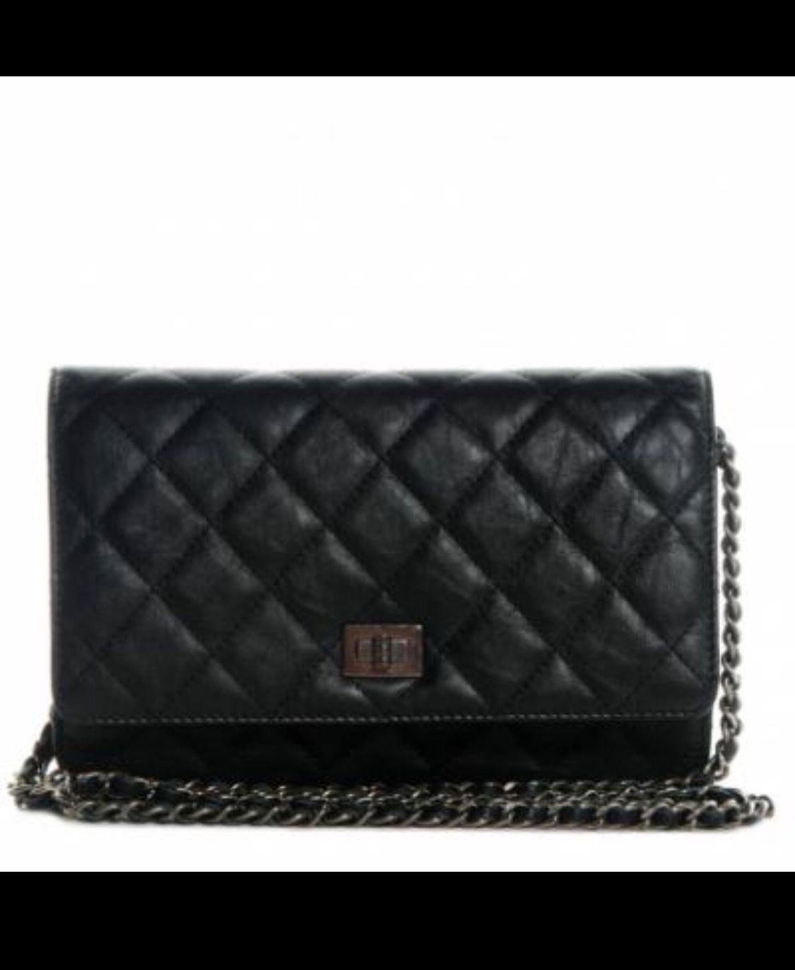 b27e835548f49d Chanel Reissue WOC (Wallet On Chain)   Stuff I Love   Chanel, Bags ...