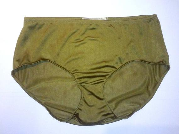 d49119308a63 Solid Silk Jersey Granny Panties - Choice of Colors for Full Bottom 100%  Silk Underwear
