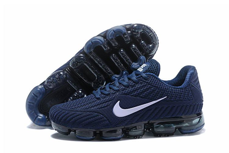quality design 547d4 9c935 Legit Cheap Nike Air Vapormax Flyknit 2 Dark Royal Blue Black, How To Buy  Authentic Nike Air VaporMax 2 On Sale