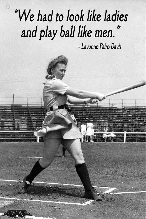 Photo of Lets Play Ball! The All-American Girls' Professional Baseball League – The Vintage Inn