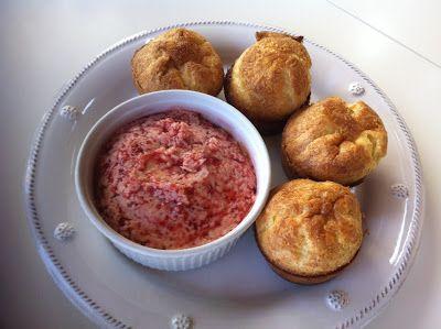 Weekday Gourmet: Restaurant (Re)creation: Wayfare Tavern's Popovers with a Neimen Marcus Twist