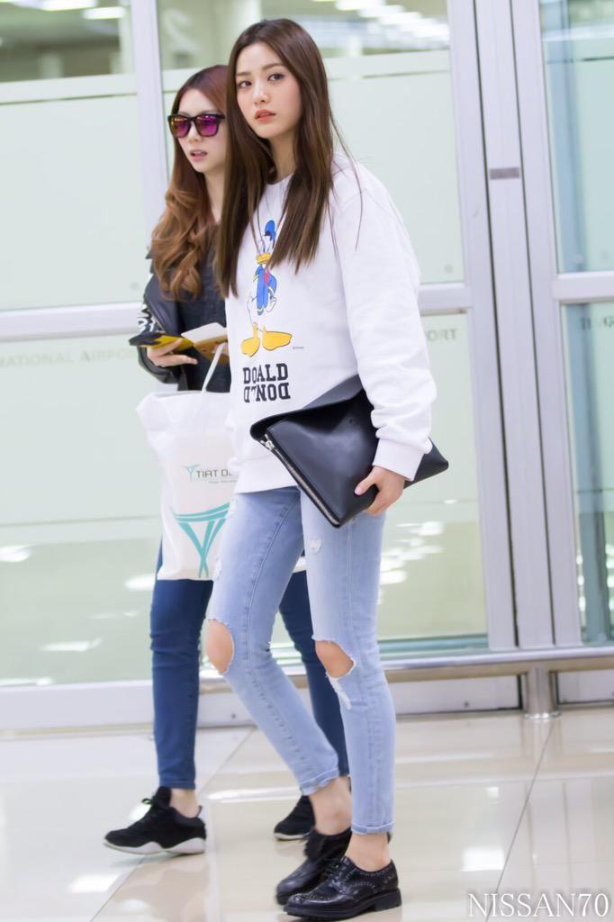 After School Nana Nana Pinterest Kpop Airport Fashion And Korean