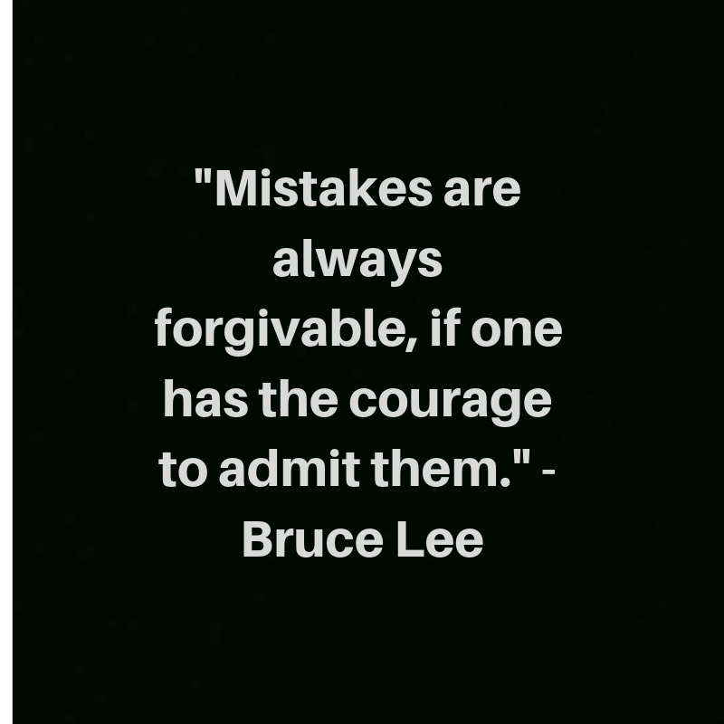 50 + Motivational Quotes about Life Mistake quotes