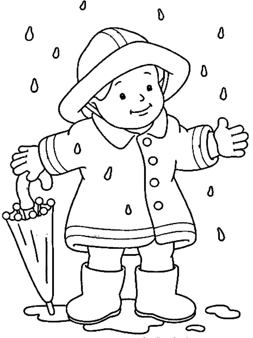 Dibujos Colorear Otoño 36 Hojas De Aplicacion Dibujos De