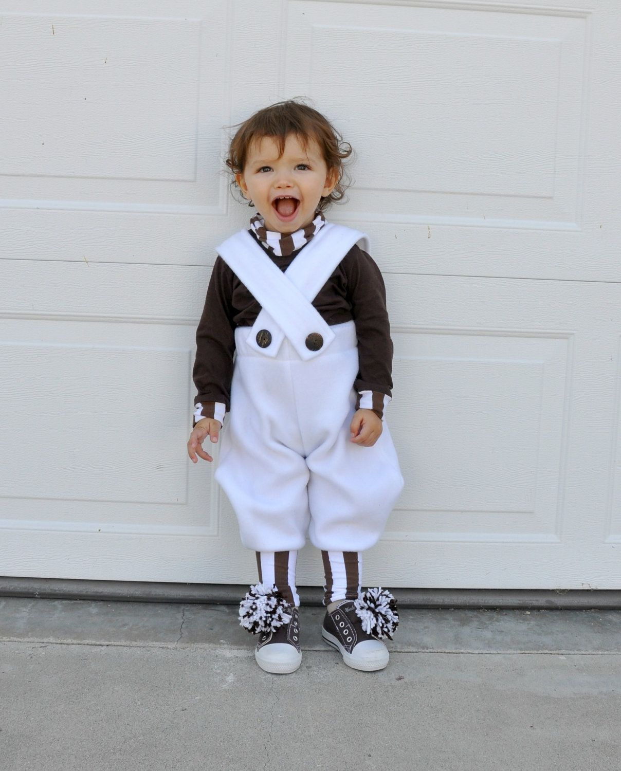 Oompa loompa inspired costume boy kids children toddlers babies baby Halloween costumes birthday parties.  sc 1 st  Pinterest & Oompa loompa inspired costume boy kids children toddlers babies baby ...