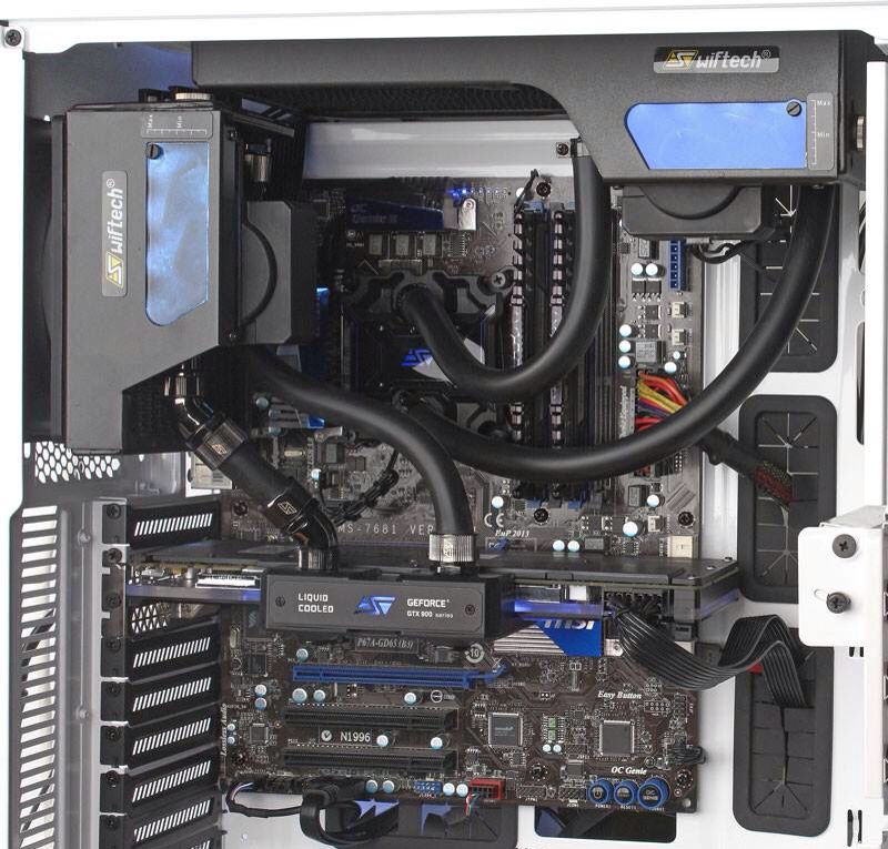 Swifttech Aio Cooler A Must Have In System Water Cooling Cool