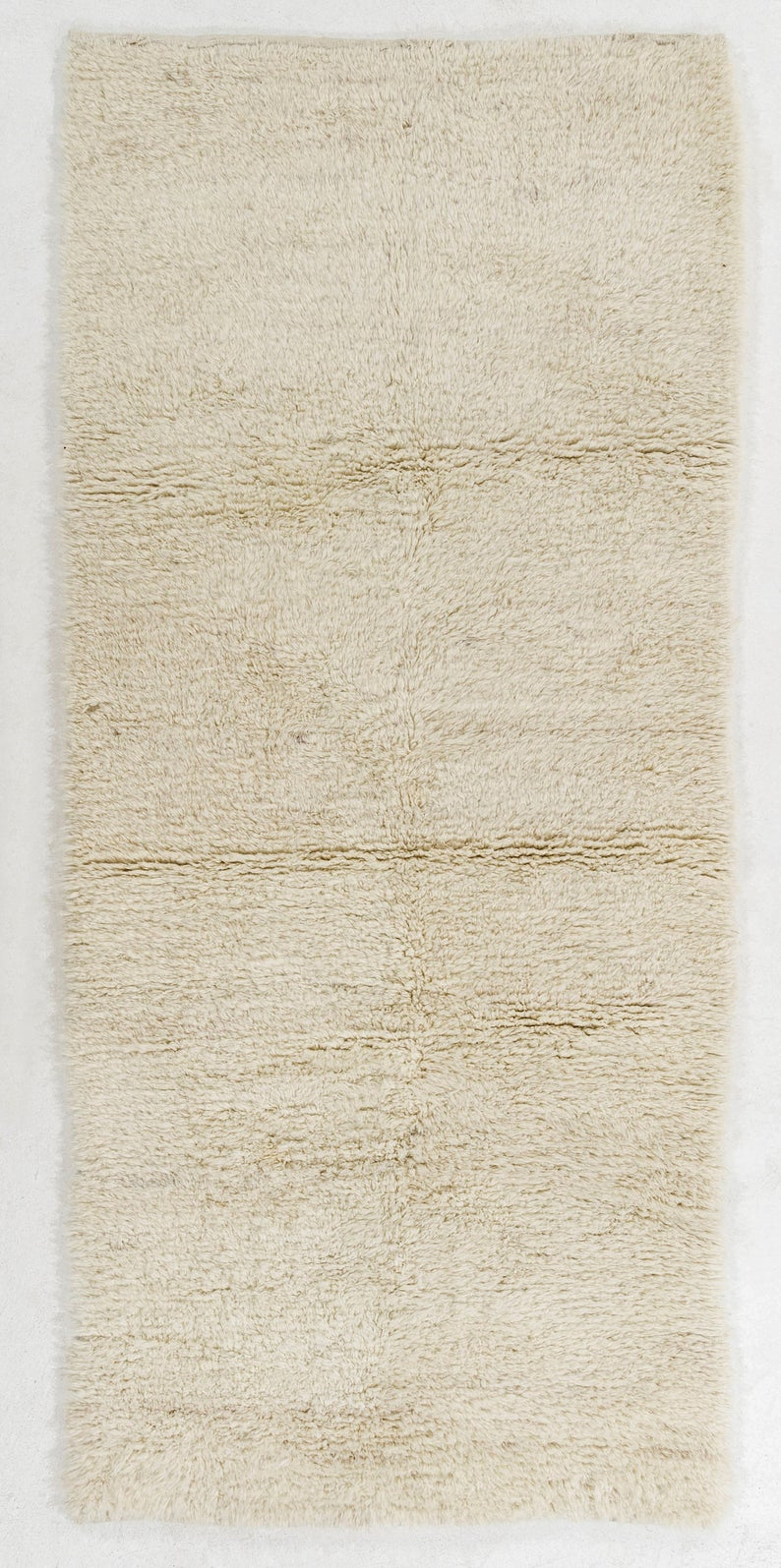 100% Natural Wool Rug for Minimalist Decor. Simple is ...