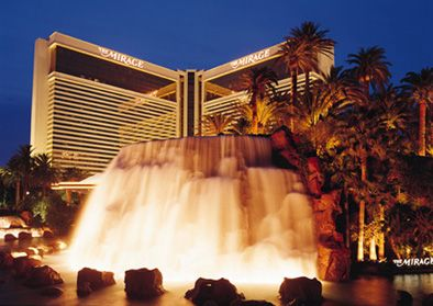 The Mirage Hotel And Las Vegas Nv