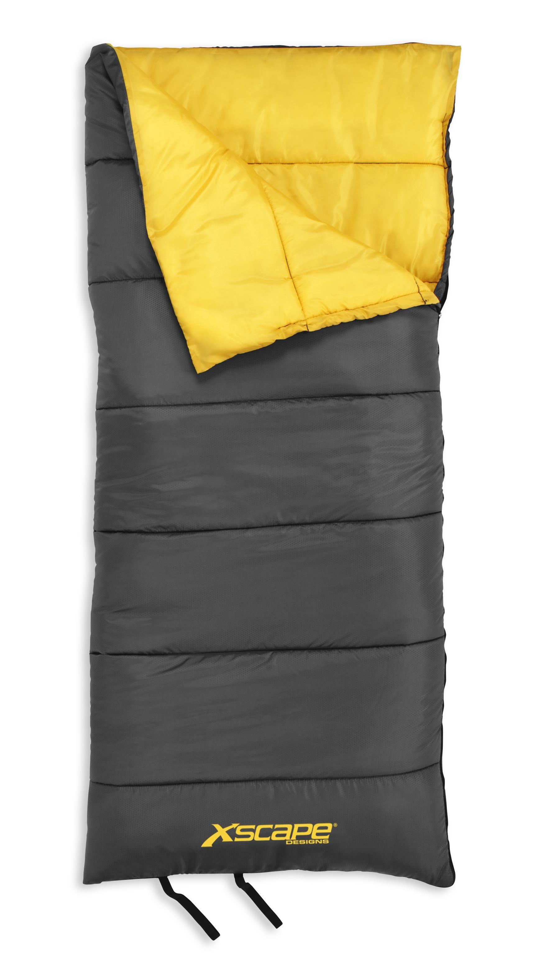 Xscape Solo 3 Lb Rectangular Sleeping Bag