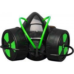goth respirator mask