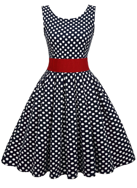 I LOVE FANCY DRESS LTD Une Mini-Jupe//Robe Courte /à Carreaux Noires et Blancs Style Mary Quant des ann/ée 60 pour Adulte d/éfault Ideal pour Les enterrements de Vie de Jeune Fille. Medium