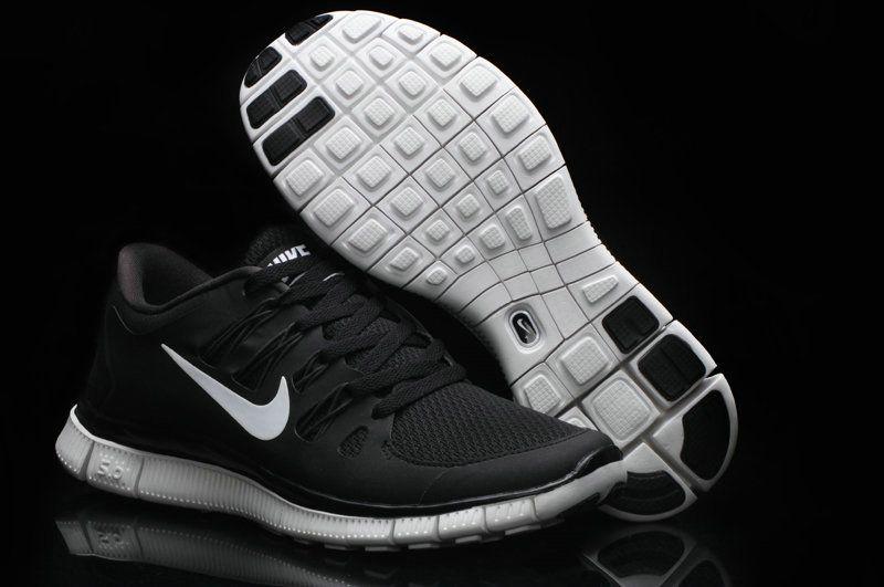 detailed look 8a1e9 01ab4 new zealand black and white nike 5.0 free runs 6479e 6aa38