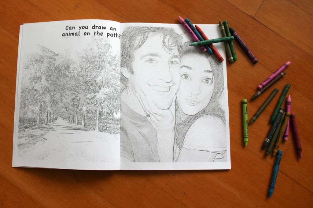 Personalized Coloring Books Coloring Pictures C R A F T Personalized Coloring Book Coloring Books Crafts With Pictures