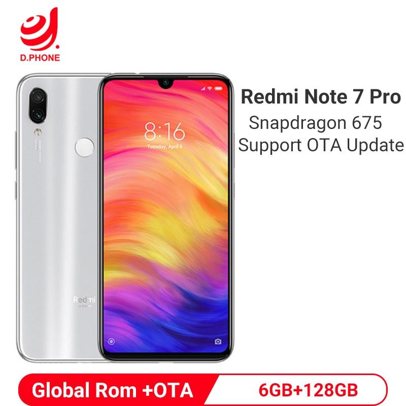 Official Global Rom Xiaomi Redmi Note 7 Pro 6gb 128gb Snapdragon Sale Smartphones Shop Phonesep Com In 2020 Note 7 Sim Cards Xiaomi
