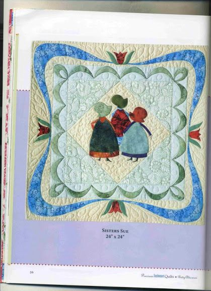 Precious Sunbonnet Quilts - Ludmila2 Krivun - Picasa Webalbums