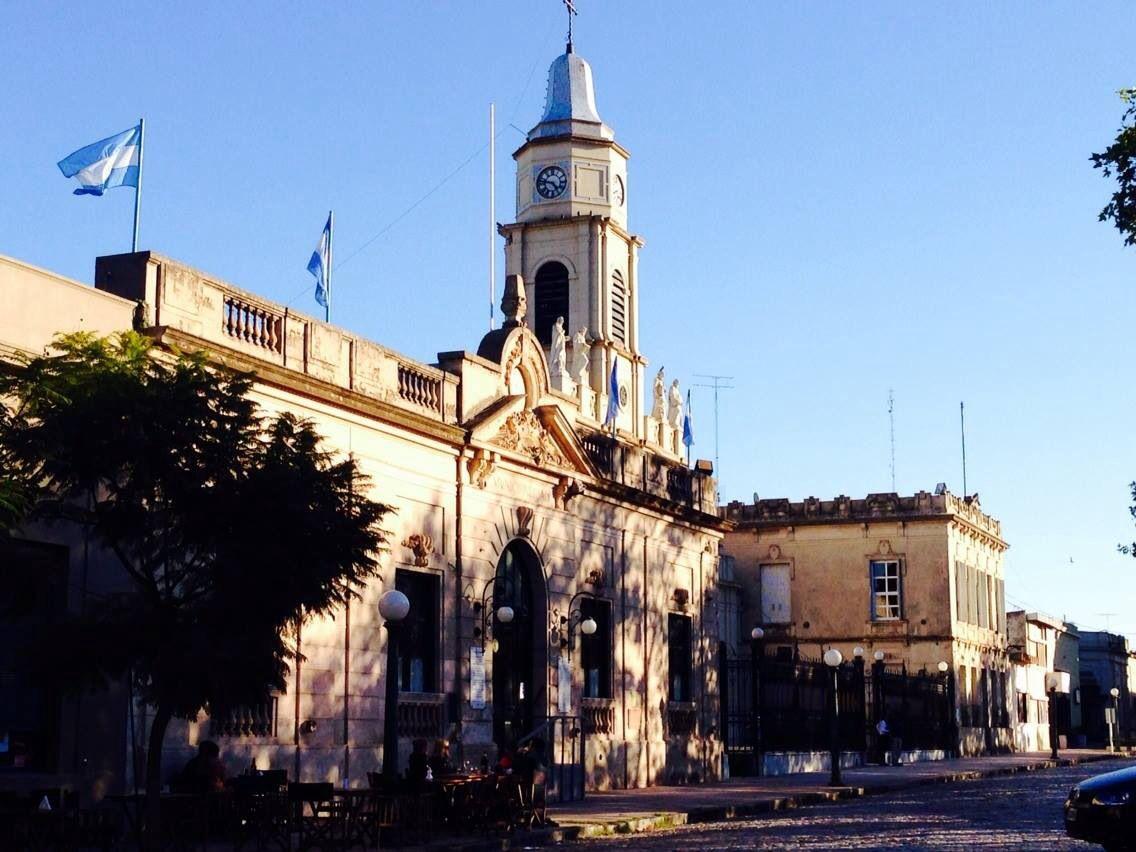 Catedral de San Antonio de Areco.