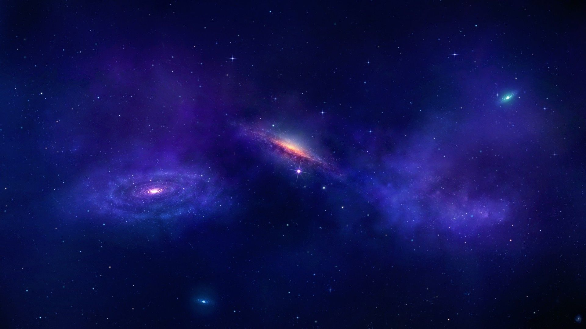 75 Blue Galaxy Wallpapers On Wallpaperplay Blue Galaxy Wallpaper Galaxy Wallpaper Galaxy S8 Wallpaper