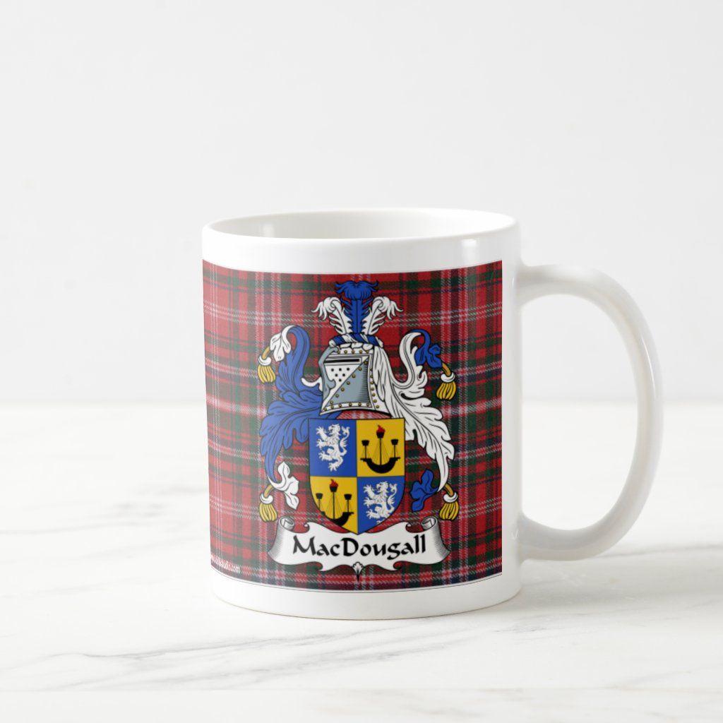 Clan MacDougall Coffee Mug