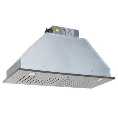 Hyperikon 28 Home Beyond 600 Cfm Ductless Wall Mount Range Hood Wall Mount Range Hood Range Hood Ductless