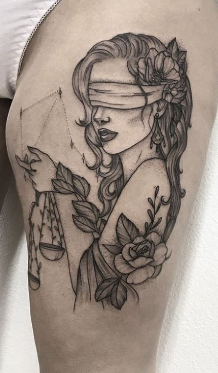 85 Unique Libra Tattoos To Compliment Your Personality And Body Tattoo Me Now In 2020 Libra Tattoo Body Tattoos Balance Tattoo
