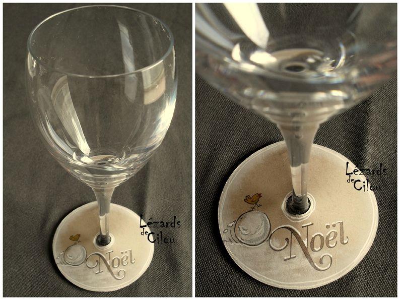 tuto deco table noel 2013 deco verre