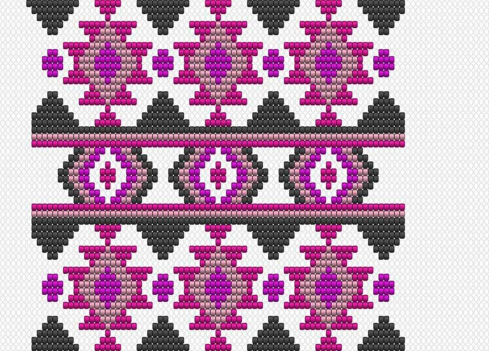 Wayuu Mochila pattern | Çantalar | Pinterest | Häkeltasche ...