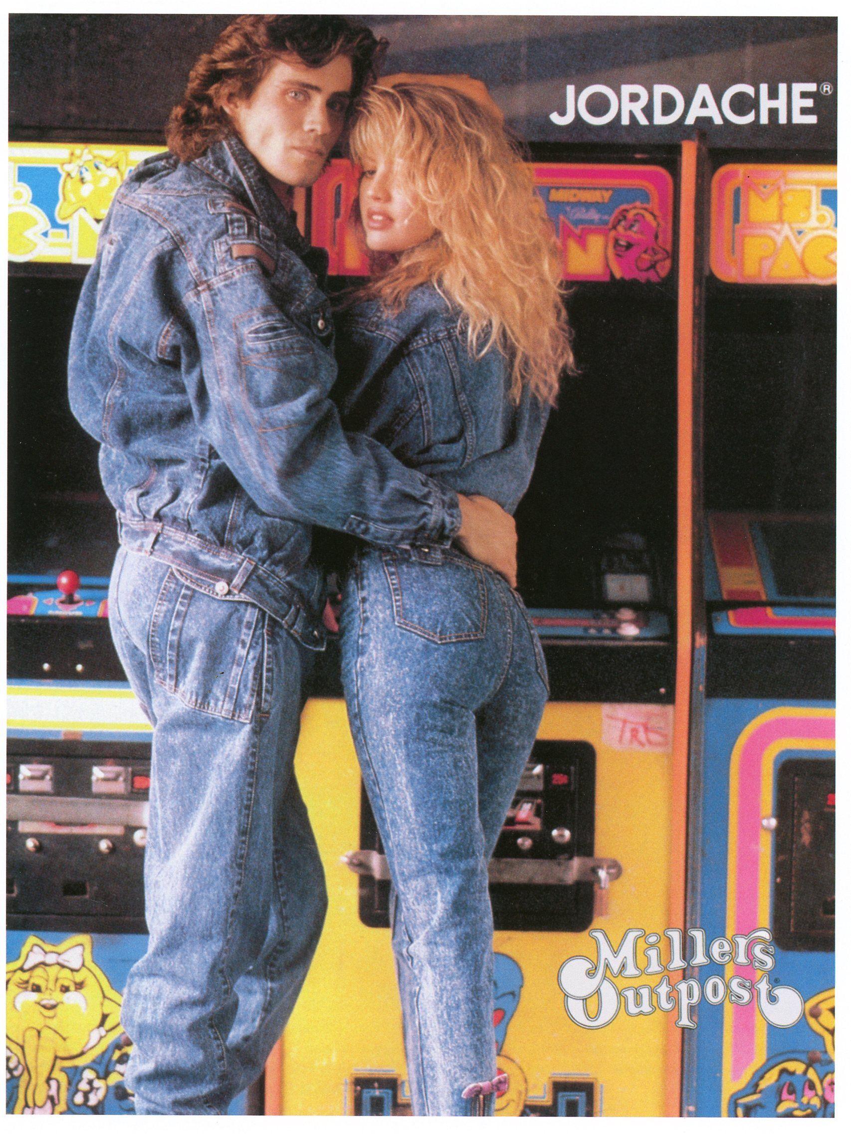 96fda60657 1988 Jordache Jeans Ad