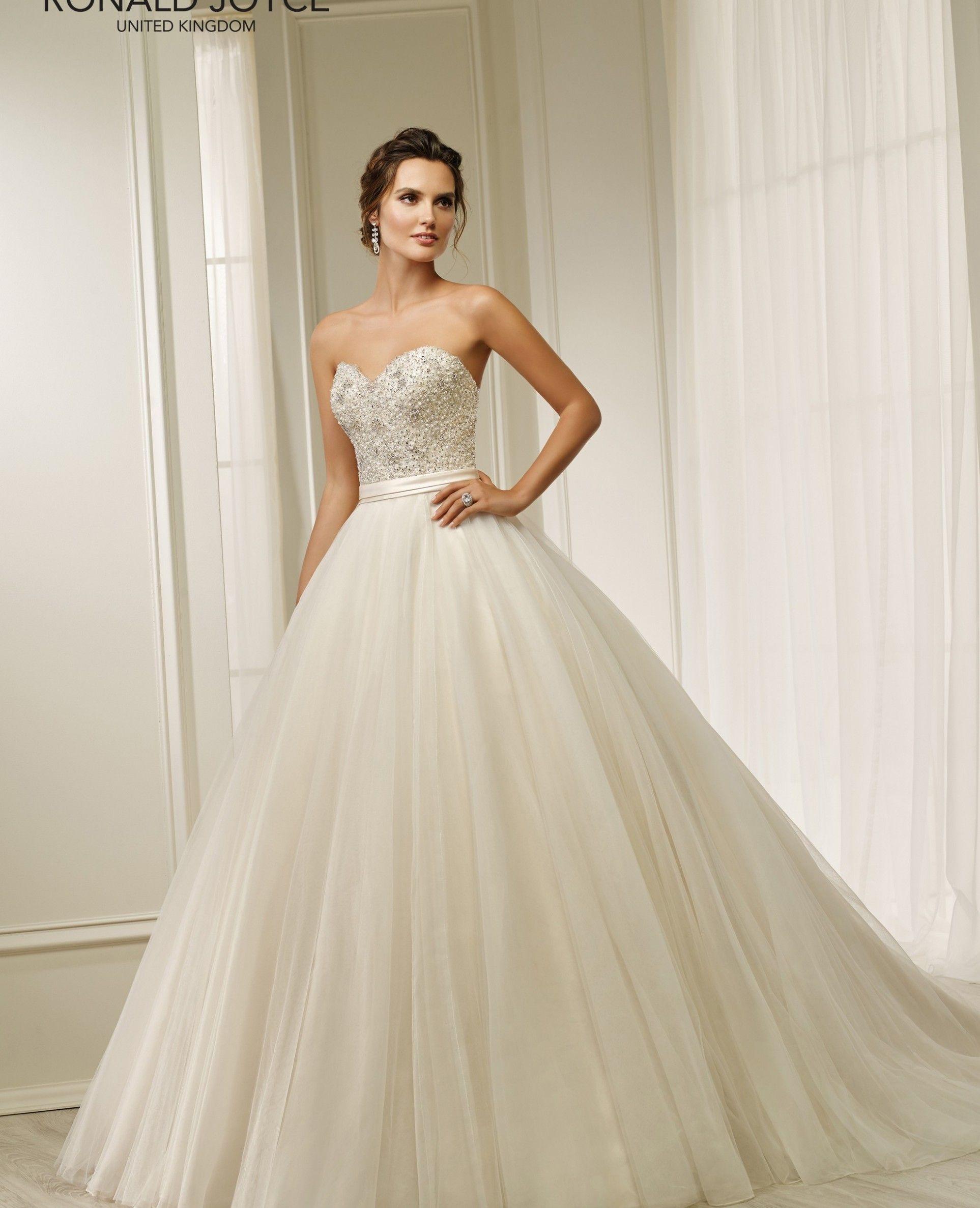 Ronald Joyce Princess Wedding Dress Ball Gowns Wedding New Wedding Dresses Wedding Dresses 2017 [ 2374 x 1926 Pixel ]