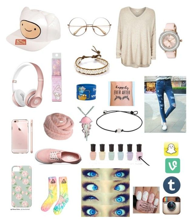 """Cute Outfit For Travel"" by peyton-bragg on Polyvore featuring Chan Luu, Vans, River Island, centsshop, Deborah Lippmann, Ted Baker, UNIF, women's clothing, women and female"