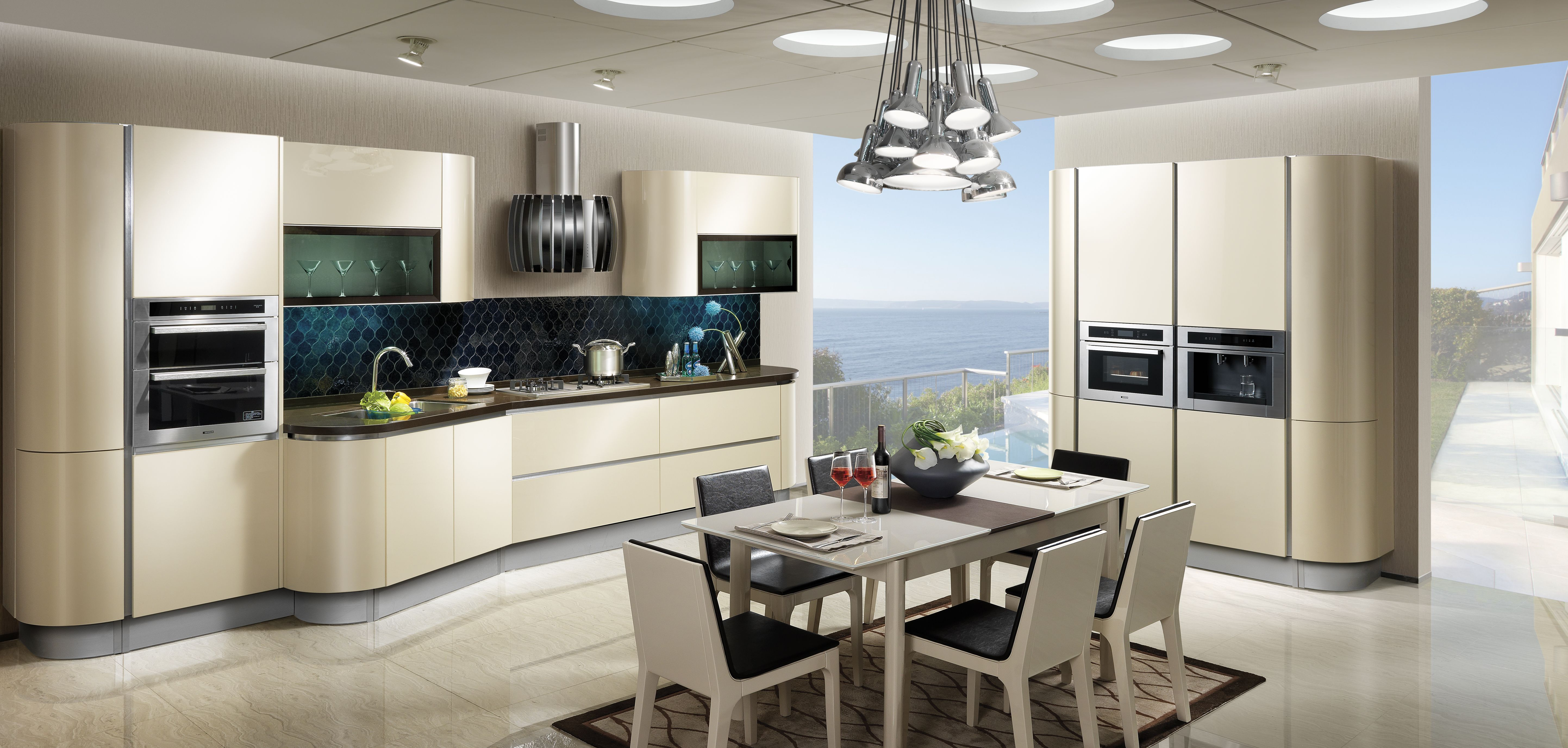 Pin On 2014 Oppein Kitchen Cabinet
