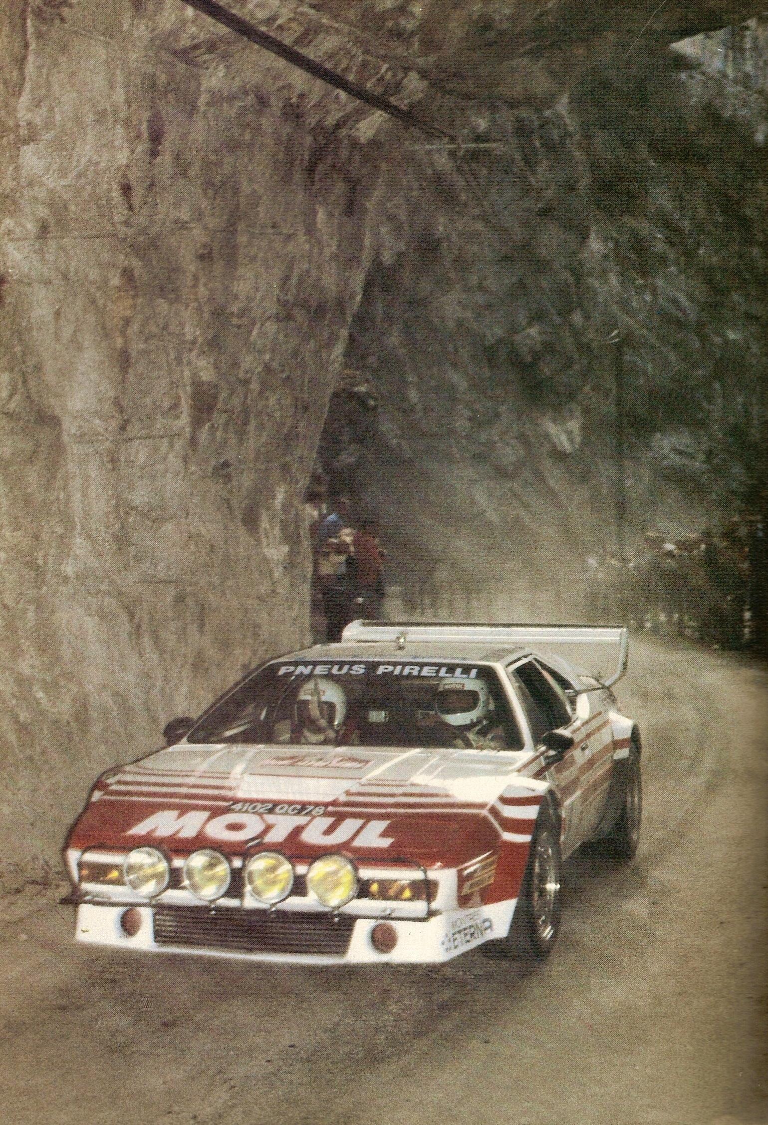 Alpin behra 1983 bmw pinterest for Garage bmw chambery 73