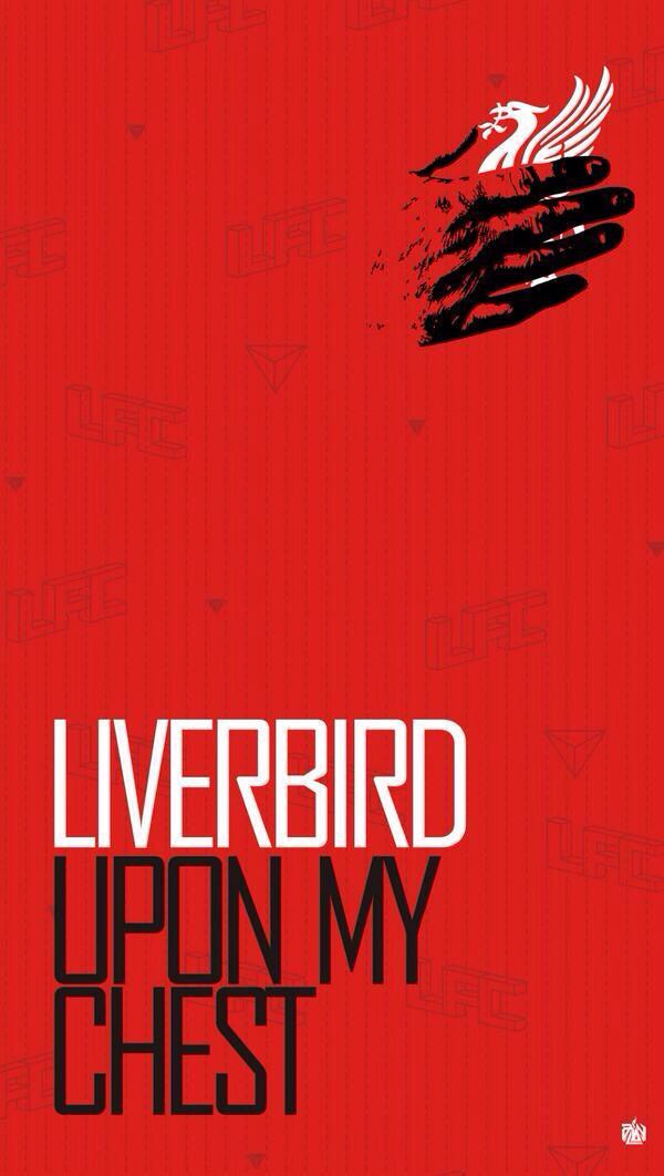 Liverpool on my heart
