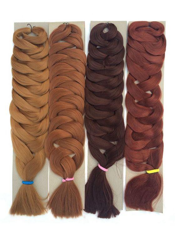 Afro Women Braid Expression Braiding Hair Extension 100 Kanekalon
