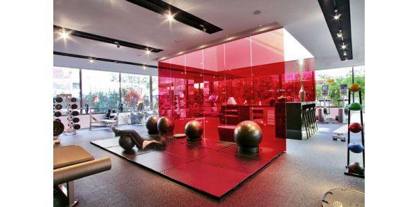 Home Gym Design: Pin De Andreas Von Estorff En Favorite Places & Spaces En