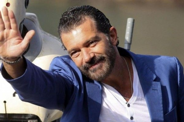 Antonio Banderas no verá 'Fifty Shades of Grey'
