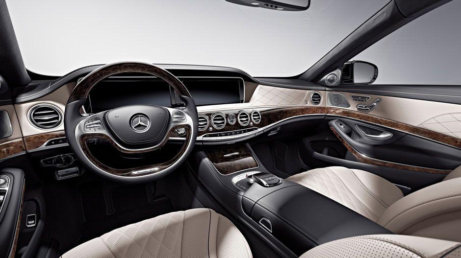 mercedes benz s class 2015 interior google search
