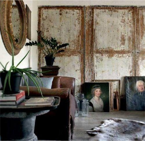 viaTumblr - exposed walls - #InteriorDesign